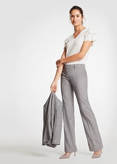 Ann Taylor The Trouser In Crosshatch