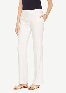 Ann Taylor The Trouser in Linen Blend - Devin Fit