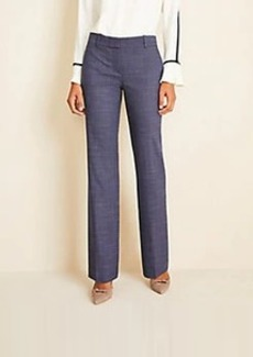 Ann Taylor The Trouser Pant in Crosshatch
