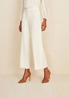 Ann Taylor The Tuxedo Wide Leg Marina Pant
