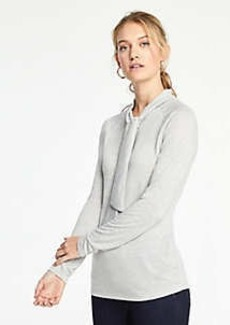Ann Taylor Tie Neck Top