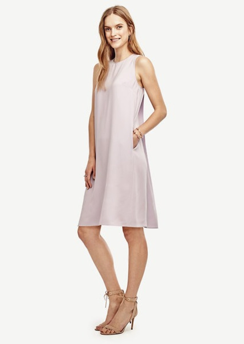 Ann Taylor Trapeze Dress