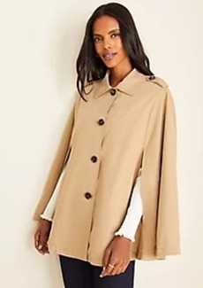 Ann Taylor Trench Poncho