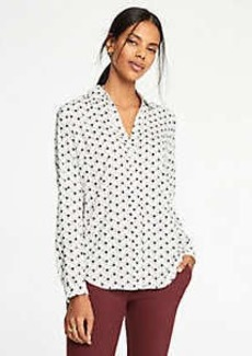 Ann Taylor Tulip Essential Shirt