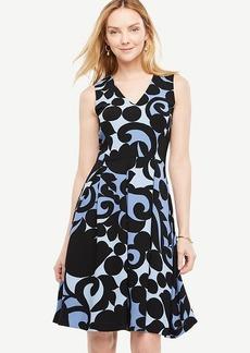 Tulip Flare Dress