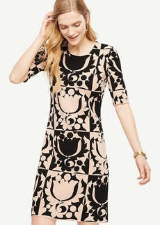 Ann Taylor Tulip Sweater Dress