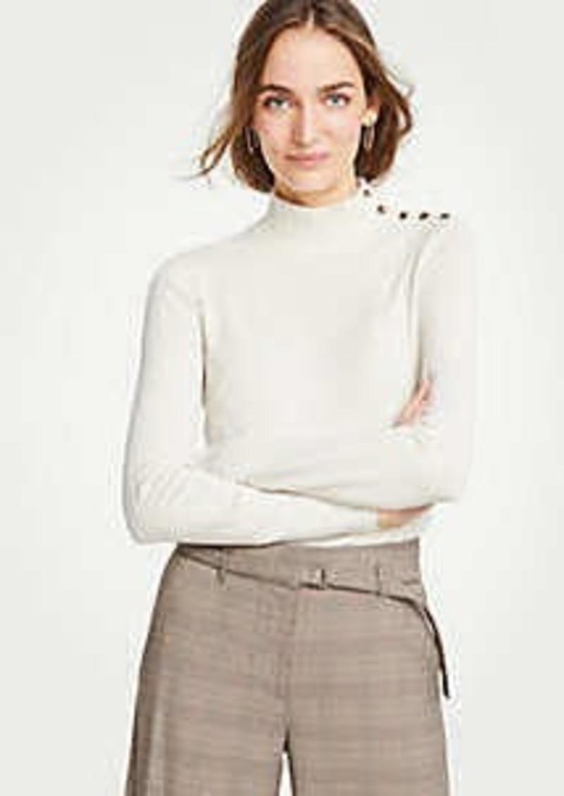 Ann Taylor Turtleneck Sweater