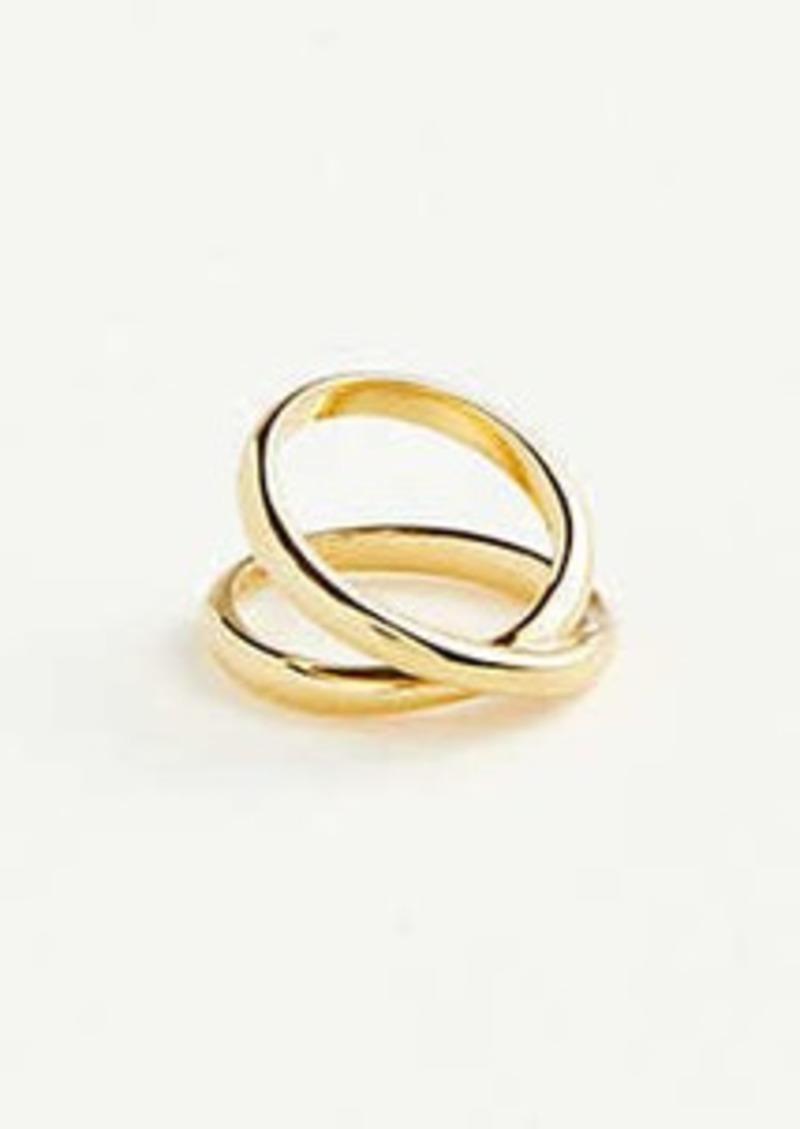 Ann Taylor Twist Ring