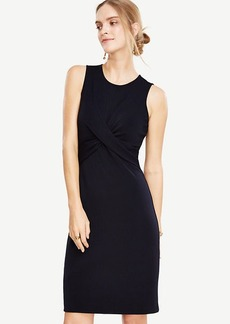 Twist Sheath Dress
