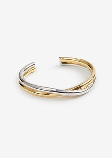 Ann Taylor Twisted Bangle