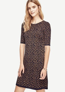 Wave Sweater Dress