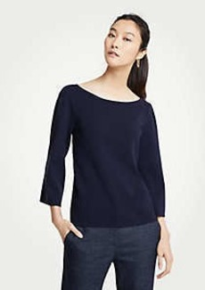 Ann Taylor Wide Sleeve Sweater