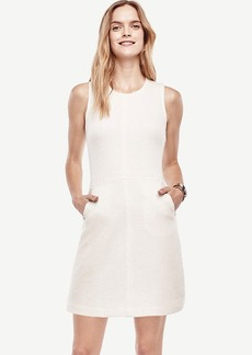 Wool Sleeveless Sweater Dress