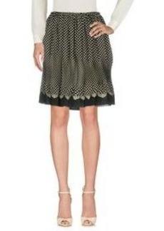 ANNA SUI - Knee length skirt