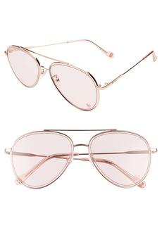 Anna Sui Aviator Sunglasses