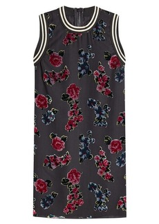 Anna Sui Dress with Velvet