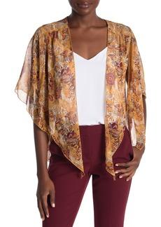 Anna Sui Silk Kimono Blouse