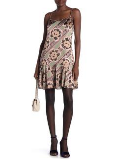 Anna Sui Sleeveless Shift Dress