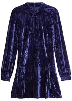 Anna Sui Velvet Dress