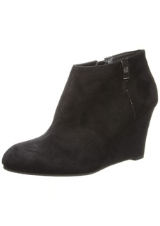 AK Anne Klein Women's Trumble Suede Boot