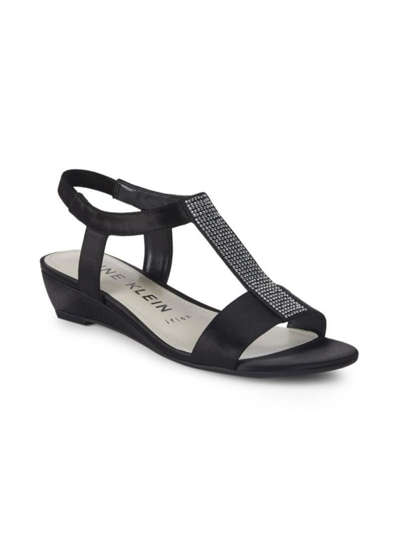 Anne Klein Molly Embellished Sandals