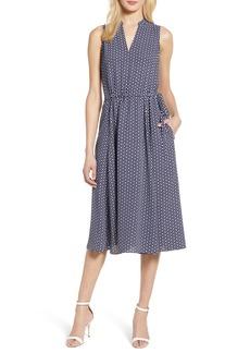 Anne Klein Abbess Midi Dress