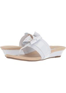 Anne Klein AK Sport Women's Impeccable Sandal Slide   M US
