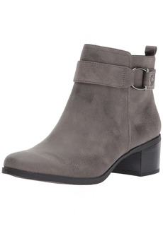 Anne Klein AK Sport Women's Jeannie Synthetic Ankle Boot   M US