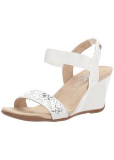 Anne Klein AK Sport Women's Loveme Slip ON Sandal Pump   M US