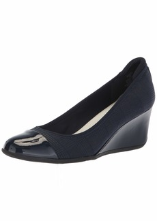 Anne Klein AK Sport Women's Taite Wedge Pump