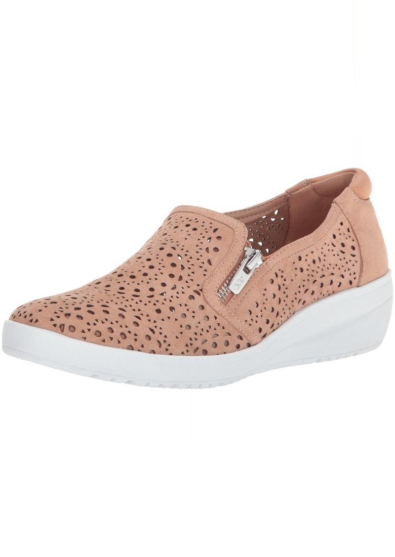 Anne Klein AK Sport Women's Yvette Sneaker Oxford Flat