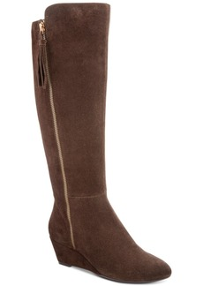 Anne Klein Alanna Wide Calf Dress Boots