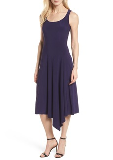 Anne Klein Asymmetrical Knit Dress
