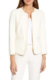 Anne Klein Braid Trim Jacket