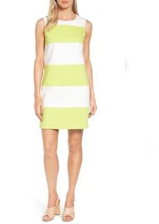 Anne Klein Colorblock Shift Dress