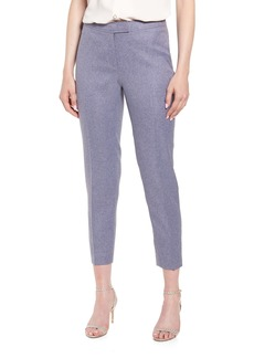 Anne Klein Crop Heather Twill Pants