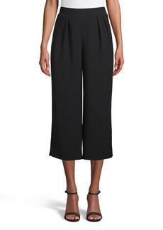 Anne Klein Crop Wide Leg Pants