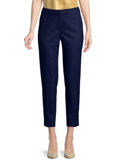 Anne Klein Cropped Skinny Trousers