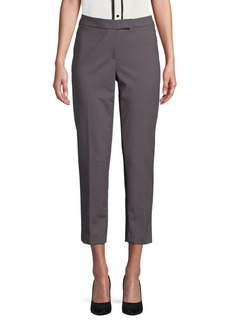 Anne Klein Cropped Tapered Pants