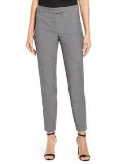 Anne Klein Cross Dye Slim Fit Pants
