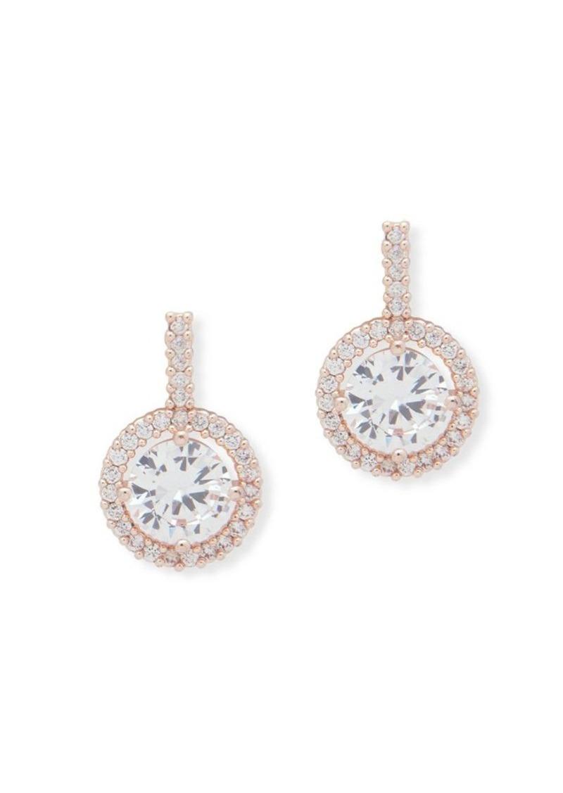 c4e3b5284f345 Crystal Drop Earrings