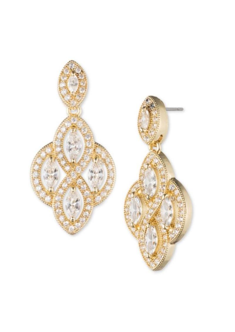 Anne klein anne klein cubic zirconia chandelier earrings jewelry anne klein cubic zirconia chandelier earrings arubaitofo Choice Image