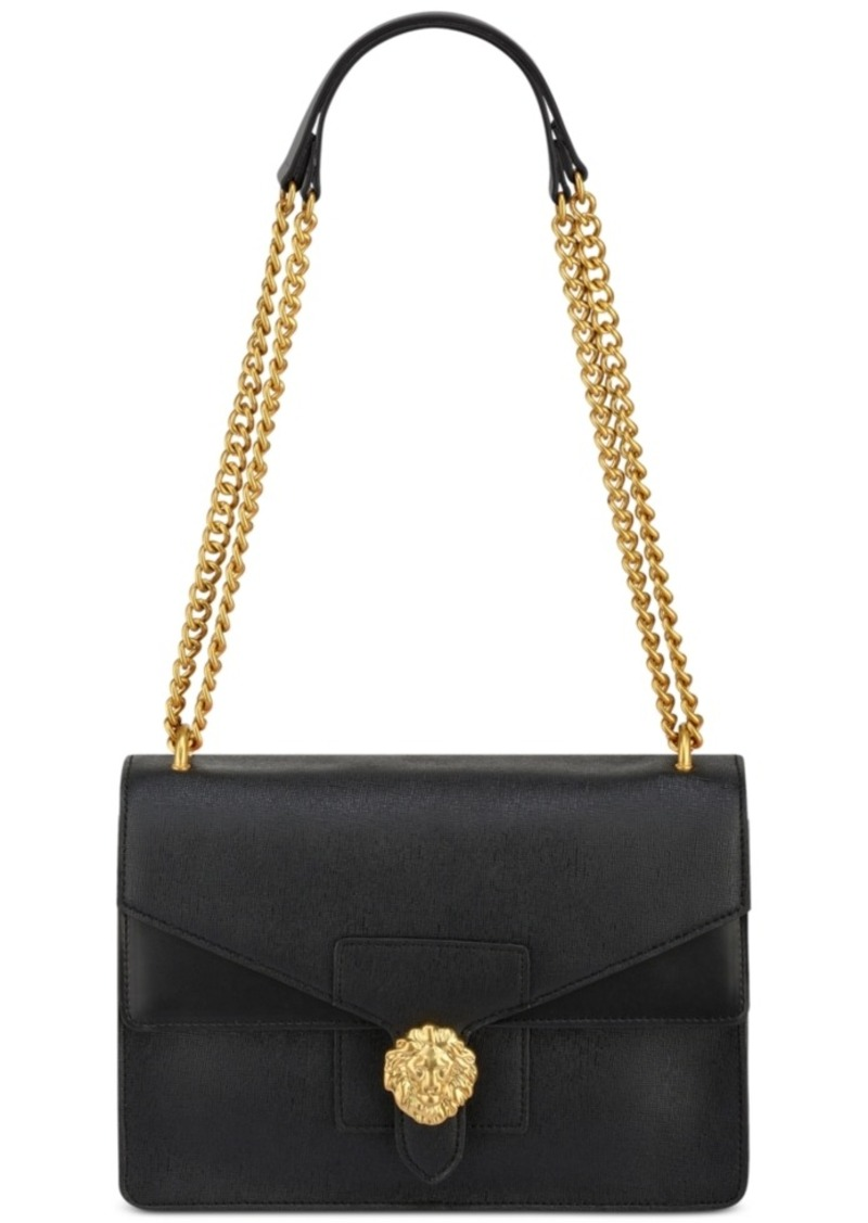Anne Klein Diana Large Double Flap Chain Bag
