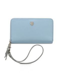 Anne Klein Double Zip Wristlet