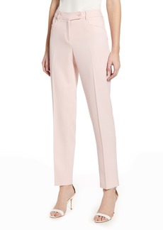 Anne Klein Duke Straight Leg Pants
