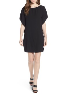 Anne Klein Flutter Sleeve Dress