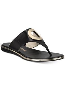 Anne Klein Gia Embellished Sandals