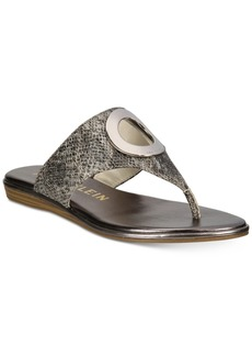 Anne Klein Gia Embellished Sandals