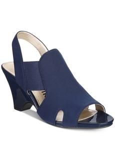Anne Klein Grand Slingback Sandals