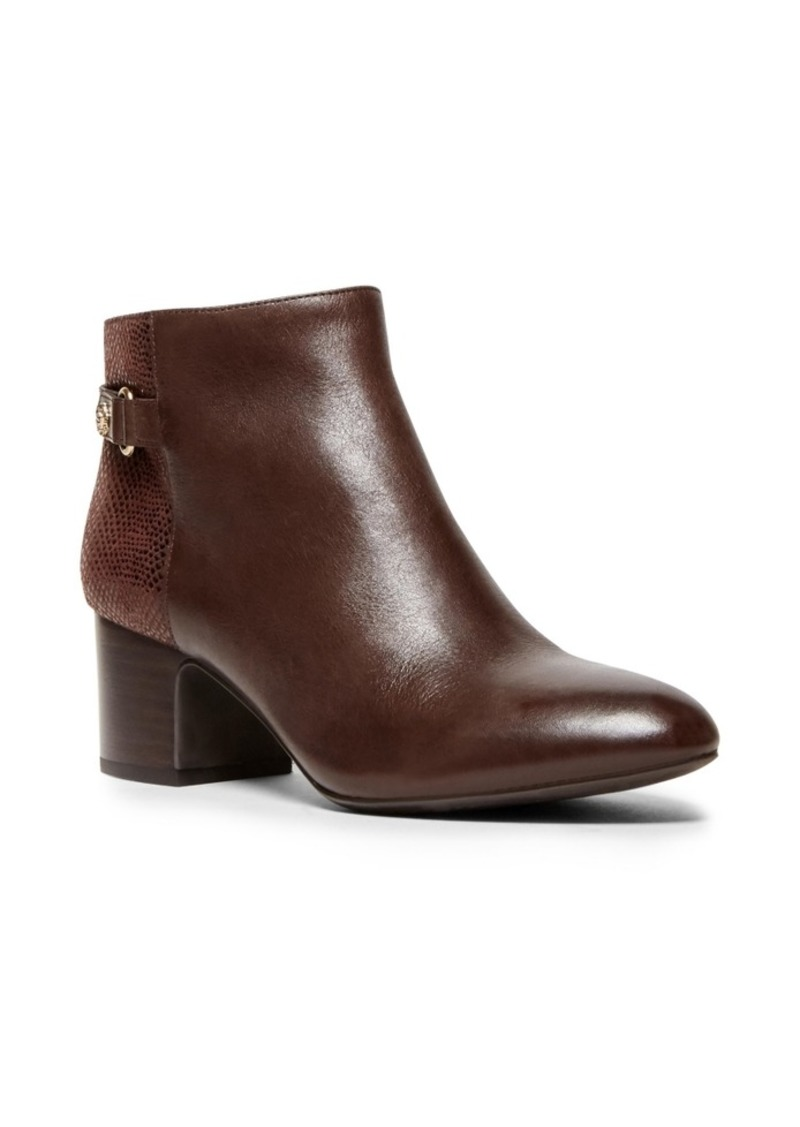 Anne Klein Hilda Block Booties